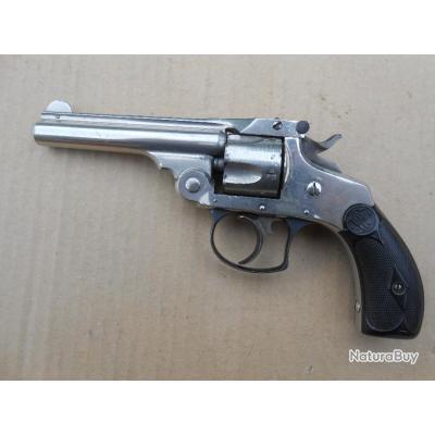 "Revolver Smith & Wesson 32SW 5cps Top Break 3,5"""