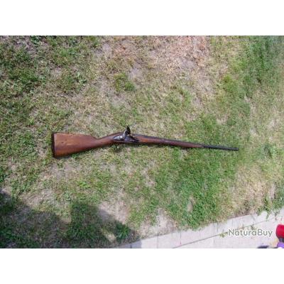 fusil 1777  année 1809 empire a restaurer