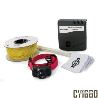 Clôture anti-fugue pour chien PetSafe Radio Fence PRF-3004W-20