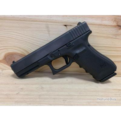 Pistolet Glock 17GEN4 Cal. 9mm