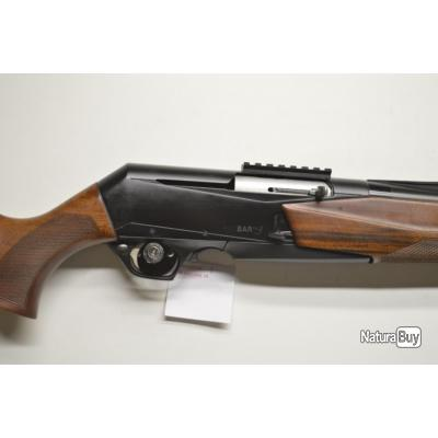 Carabine semi-auto Browning Bar MK3 Hunter Fluted d'occasion 53 cm