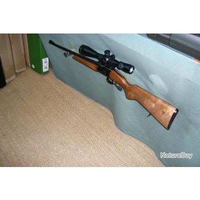 DESTOCKAGE CARABINE BAIKAL MP-18MH CAL 30-06  LUNETTE LEUPOLD LONGE RANGE 3.5-10X50 LONGE RANGE