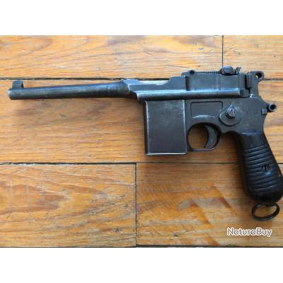 Mauser c96 neutralisé