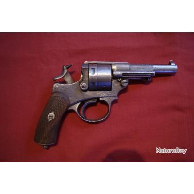 revolver 1873 st etienne  calibre 11mm