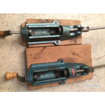 Accessoires rechargement cartouches calibre 12