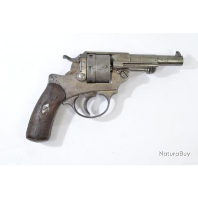 Revolver 1873 Fabrication de de Saint Etienne 1875. Apte au tir