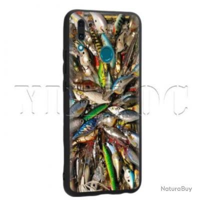 Coque pêche Leurres pour Samsung ( Serie S ) - Samsung note 8