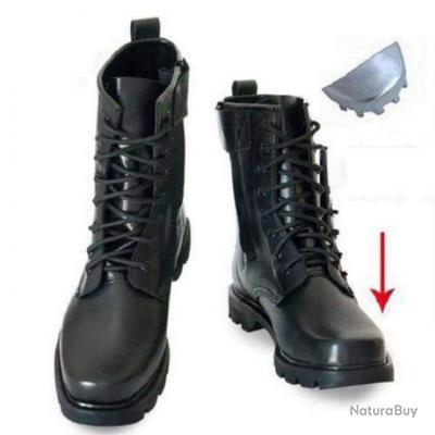Chaussures rangers coquée Holo Non Fourrée