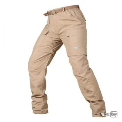 Pantalon modulable tactique Mavril Kaki