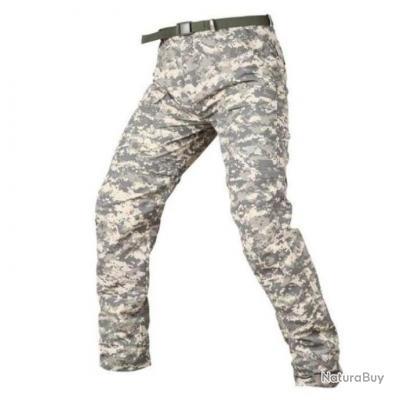 Pantalon modulable tactique Mavril Camo ACU
