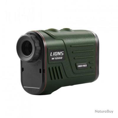Télémètre laser professionnel HD Rossonix Pro+ 2500 - 2500m