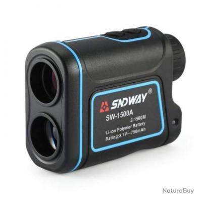 Télémètre laser longue distance SNWAy Trena 1500