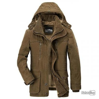 Veste outdoor Volgin Origine Multiples couleurs Marron