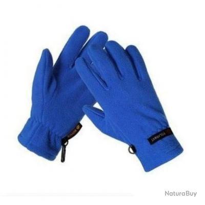 Gants Refire Polarmat - Bleu / 6