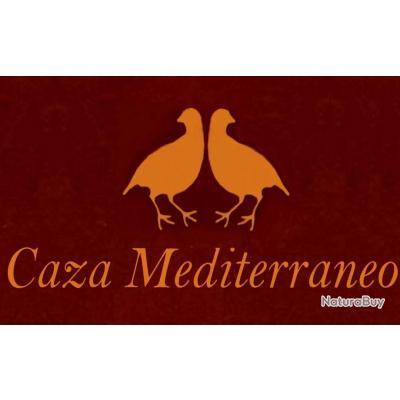 """Chasse aux canards """"A la pleine lune"""" Delta de l´Ebre en Catalogne"""