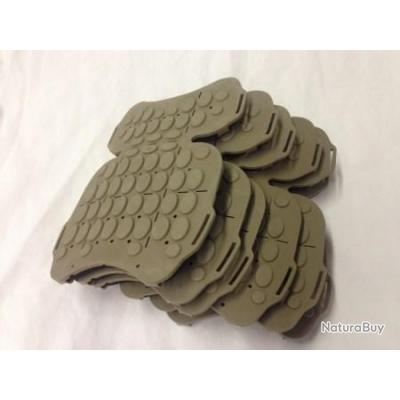 Lot de 10 paires de genouillieres ou coudieres felin armée neuves legion armée