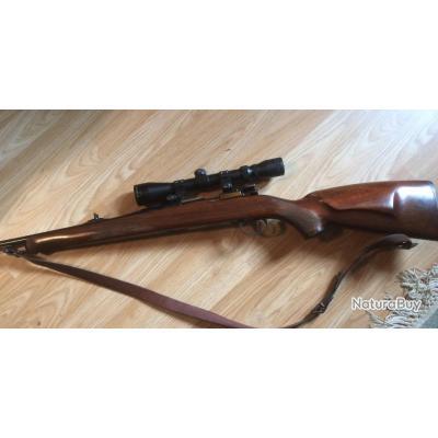 Carabine CZ modèle 98_calibre 7x64_avec lunette