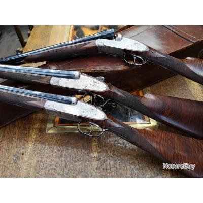 Triplette de Fusils Garbi Juxtaposé