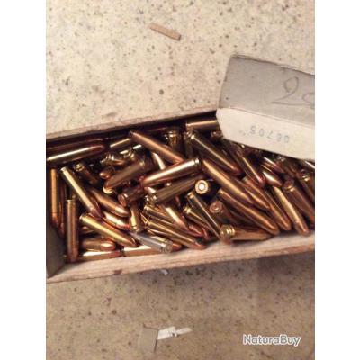Destockage 250 Munitions 30M1 aux enchères