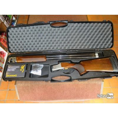 Browning B525 Trap Calibre 12/76
