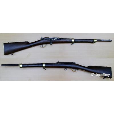 tbeau mousqueton gras transformé chasse en calibre 20