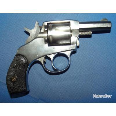 Revolver American bulldog (double action) calibre 32 SW long