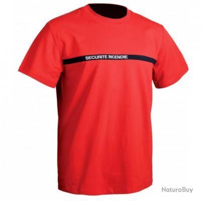 Tee shirt Sécu One sécurité incendie