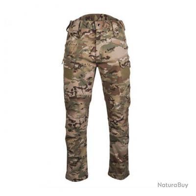 Pantalon softshell multicam