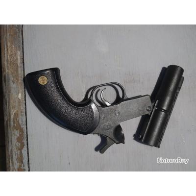 pistolet défense calibre 12 non létal neuf