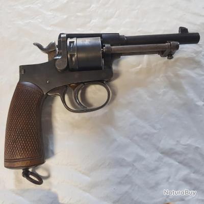 revolver RAST et GASSER viennois