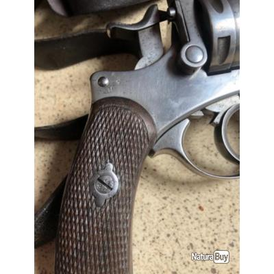Revolver 1873 complet avec étui
