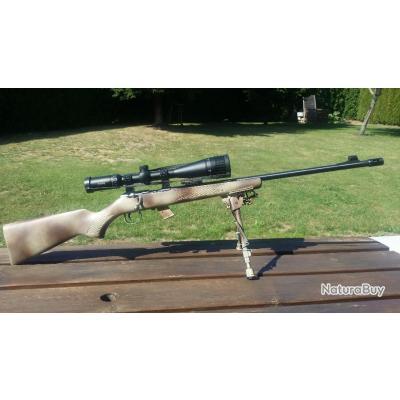 Carabine Anschutz 22lr modèle 1451