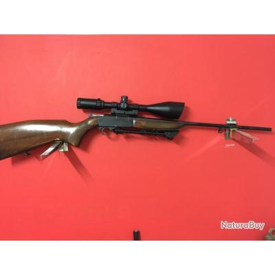 Carabine BRNO ZBK 110 Cal 222R Avec lunette RTI 4-16X56E ET BIPIED