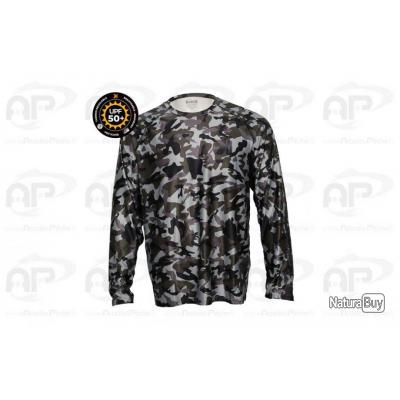 T SHIRT EXPEDITION 50+ KURUK Camou