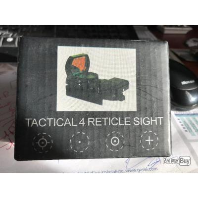 Point Rouge TACTICAL Electro Dot Sight JH400 NEUF