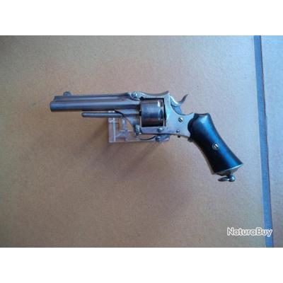 Beau revolver cal. 22 short 7 coups, TBE
