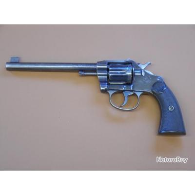 revolver colt new police target cal  32  S et W long