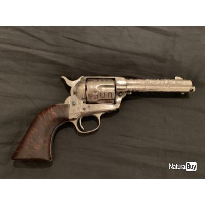 Colt SAA gravé dw.Harris ...