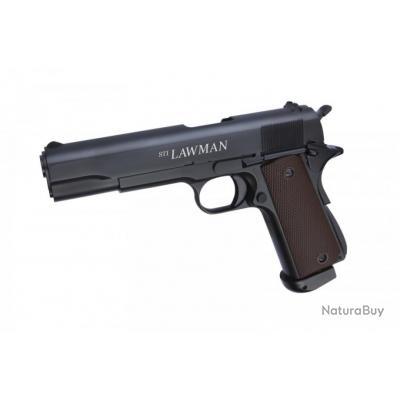 Réplique pistolet GBB sti lawman CO2