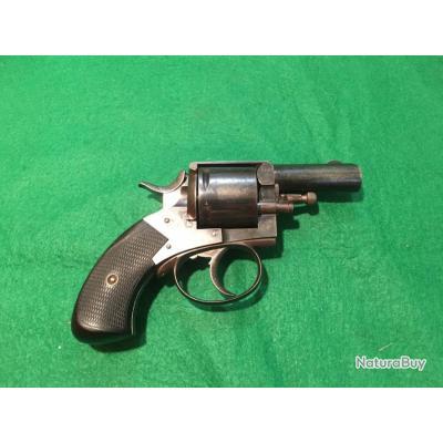 Revolver .455 Webley  Auguste Lebeau