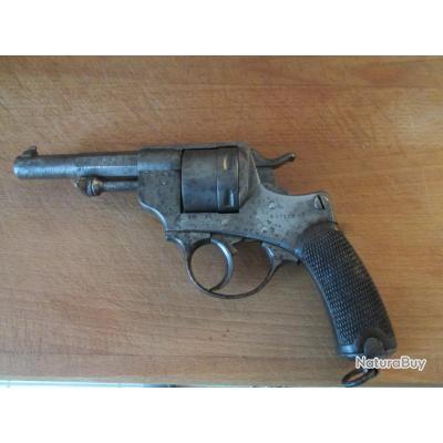 révolver modèle 1873 Chamelot-Delvigne calibre 11mm