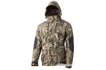TIR chasse pêche Imperméable à l/'eau et la chaleur Veste Camouflage Taille 2XL