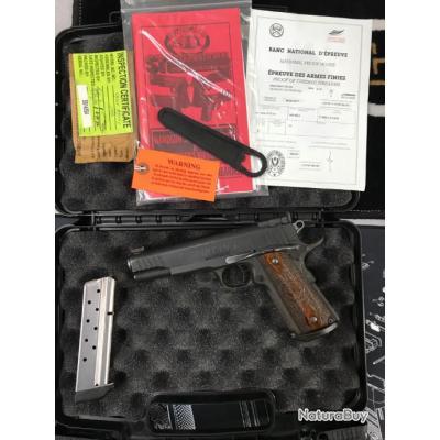 Pistolet STI Spartan V Cal. 9mm