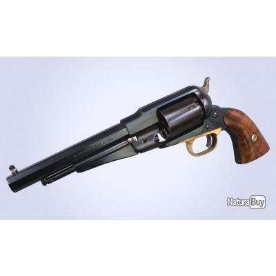 REMINGTON NEW MODEL NAVY .36CAL : PIETTA ITALIE - 1€ SANS RÉSERVE