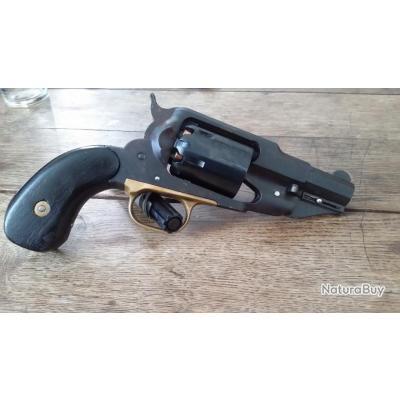 UNIQUE ET RARE !!! Remington New Model Army, version Snubnose avec Battle-worn Finish, vente libre
