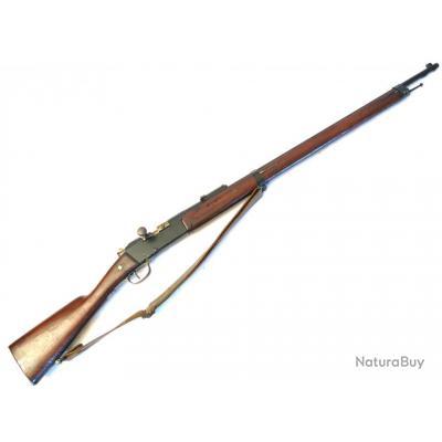 Beau fusil Lebel 1886 M93 de 1916 neutralisé N° 49467 - Catégorie D