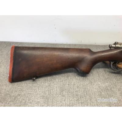 Carabine à verrou calibre 8x57IS MAUSER 98