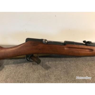 Carabine à verrou calibre 22lr MOSIN WZ 1954 problème de percussion