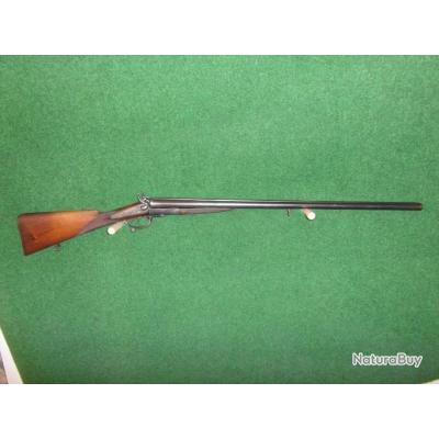 Fusil à chien cal.16 1€ sans prix de réserve!!!