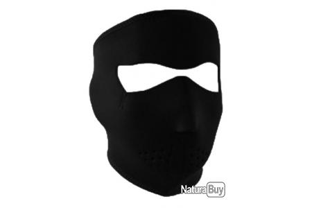 masque protection noir